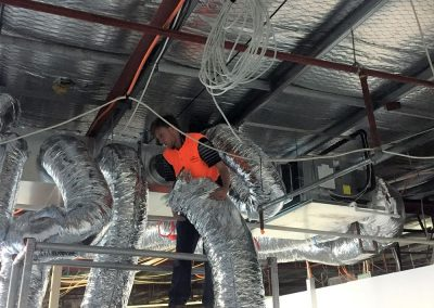 Commercial Air Conditioning Install